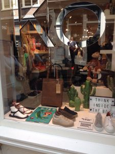 Hotspots Amsterdam winkels