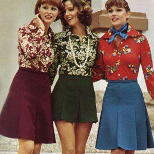 Beroemd Mode door de jaren heen - Your Fashion Avenue &FS57