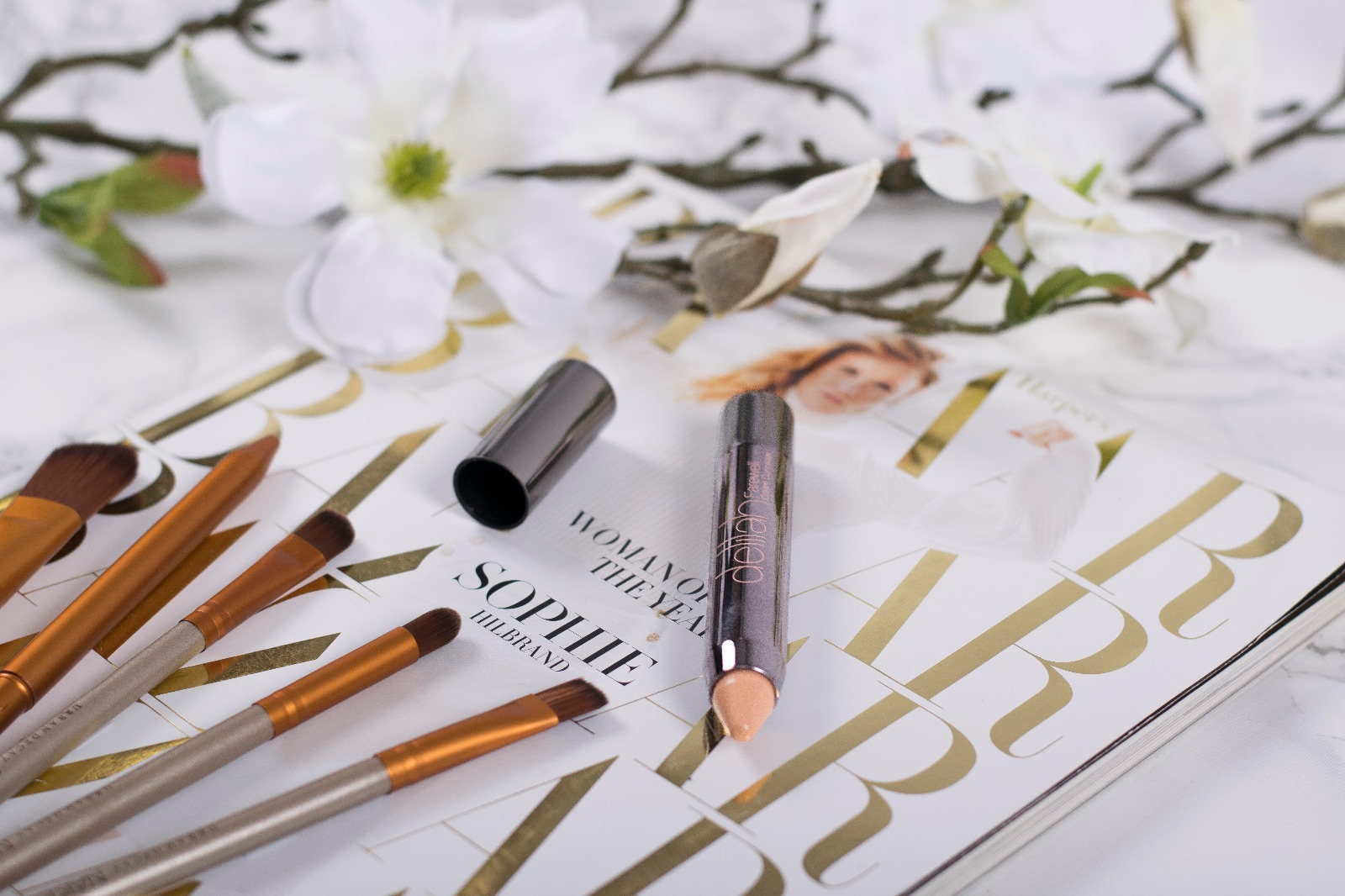 Delilah concealer review