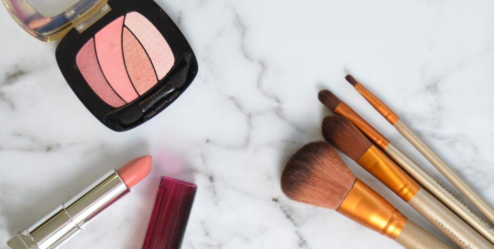 make-up trends lente zomer 2017
