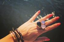 mooie sterke nagels