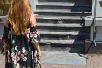 bloemenprint kleding
